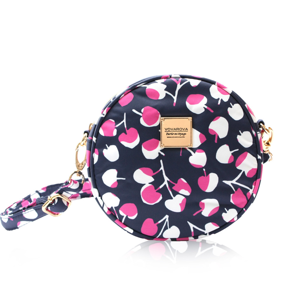 Crêpe Mini Sling  - Cherrypicks - Pink