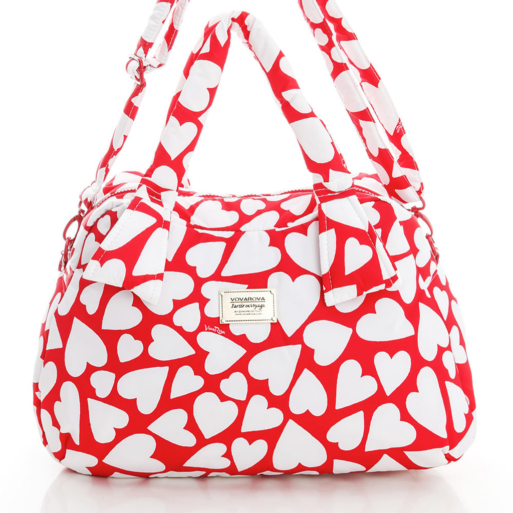 Ribbon Day BagENDLESS LOVE - RED