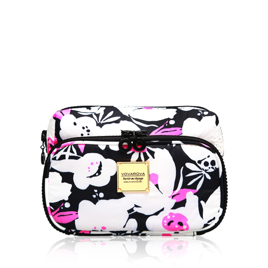 All-in-one Makeup Pouch - Pinky Bloom