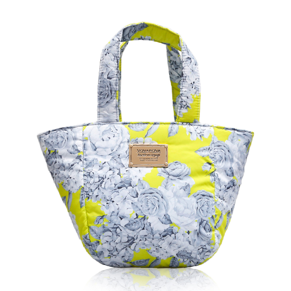Mini Sac - Rose Garden - Yellow
