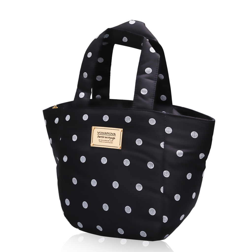 Mini Sac - Stripy Dotty