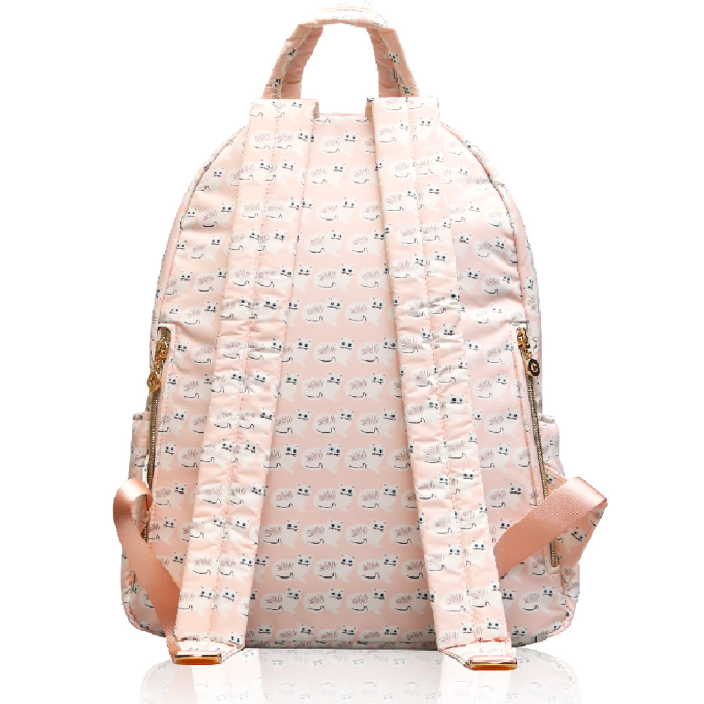 City Backpack - Miss Meow