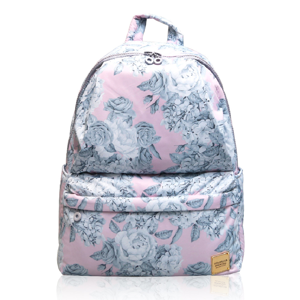 City Backpack - Rose Garden - Pink