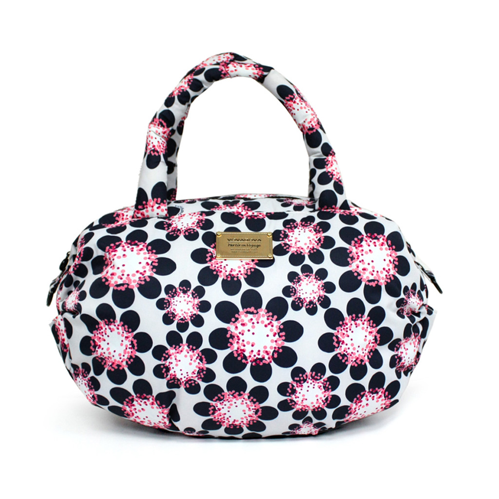 3-Way Shoulder Tote - Poppy Floral