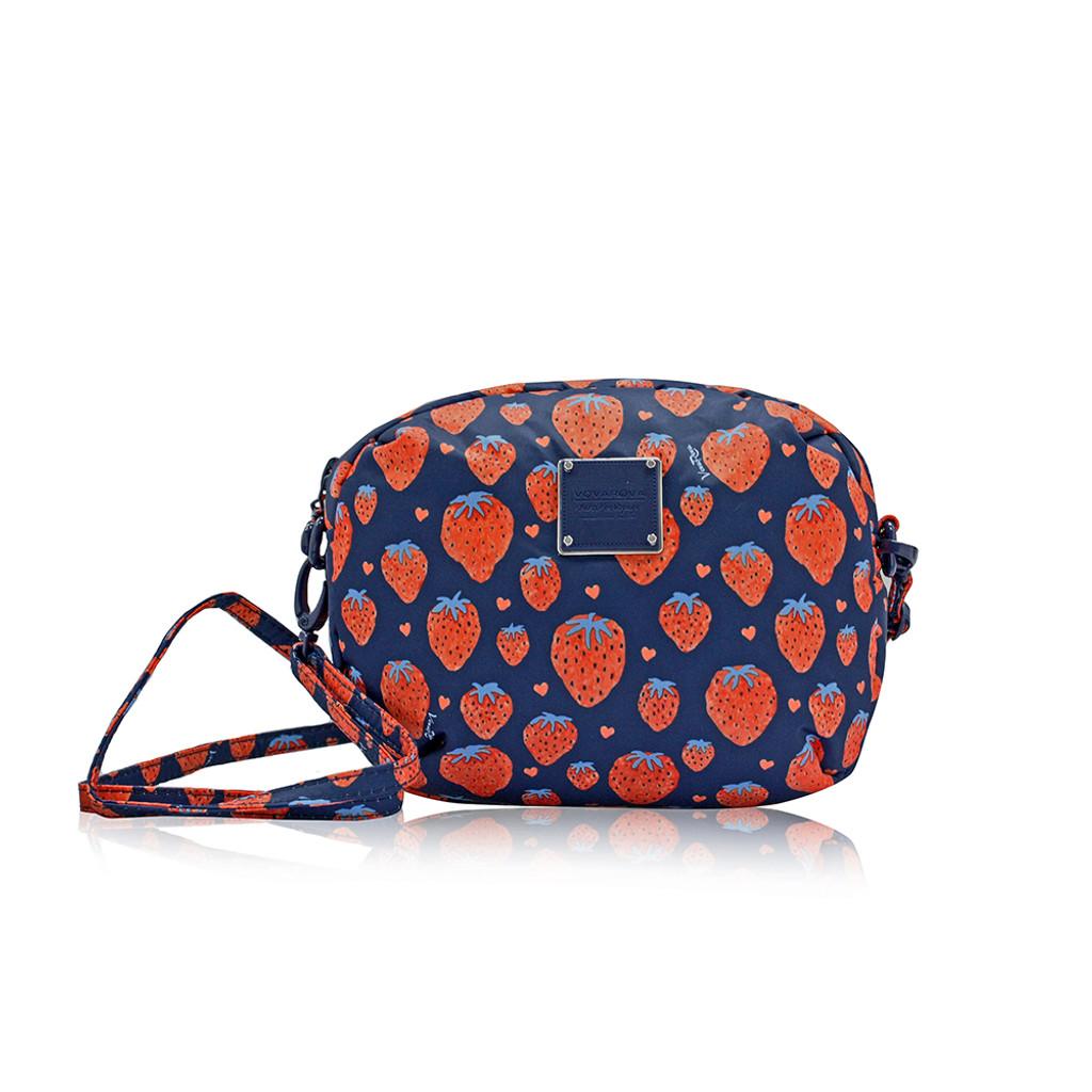 Mini Sling Bag - Strawberry