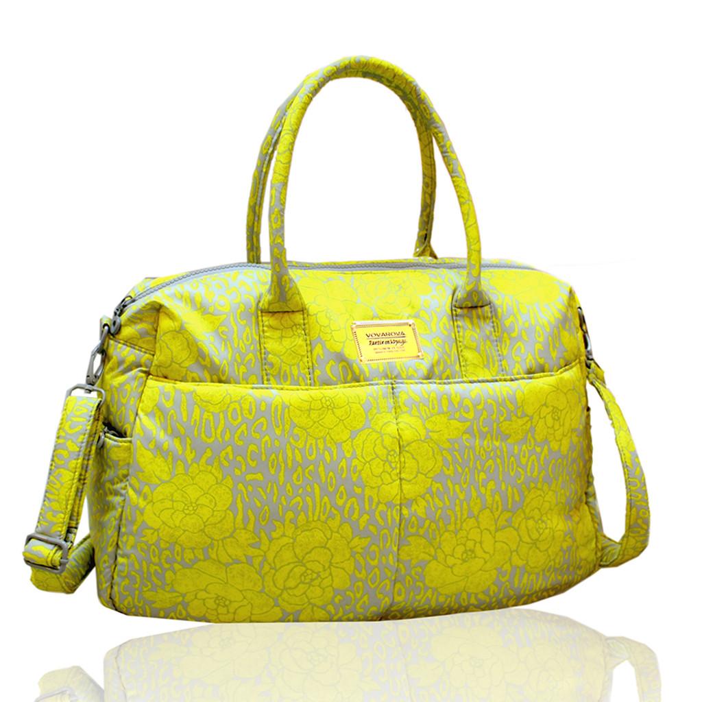 Boston Bag - Rose Chic Yellow