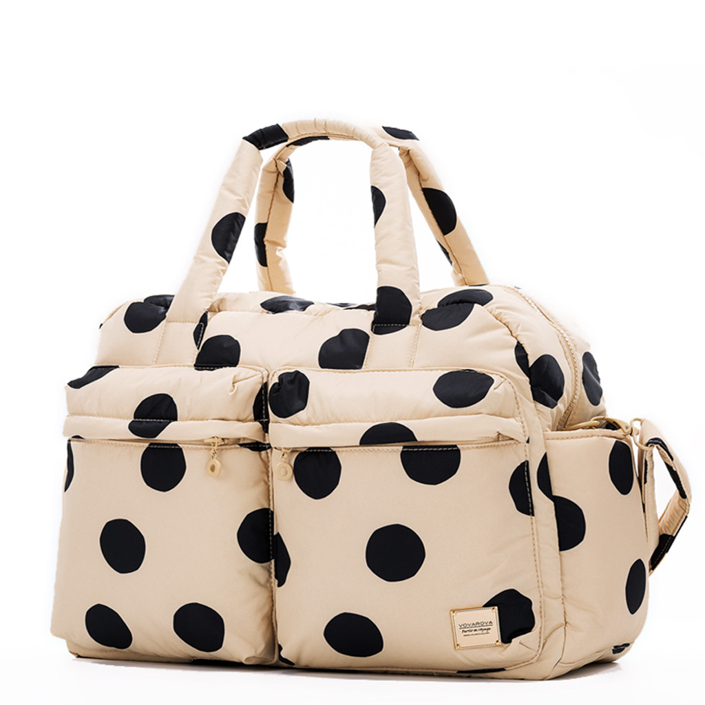 Weekender Bag - Bubble Milk Tea