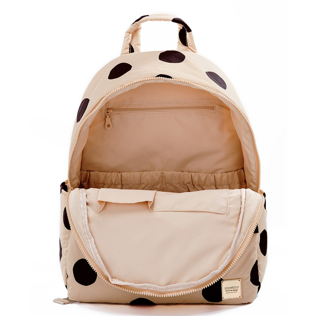 City Backpack  - Bubble Milk Tea