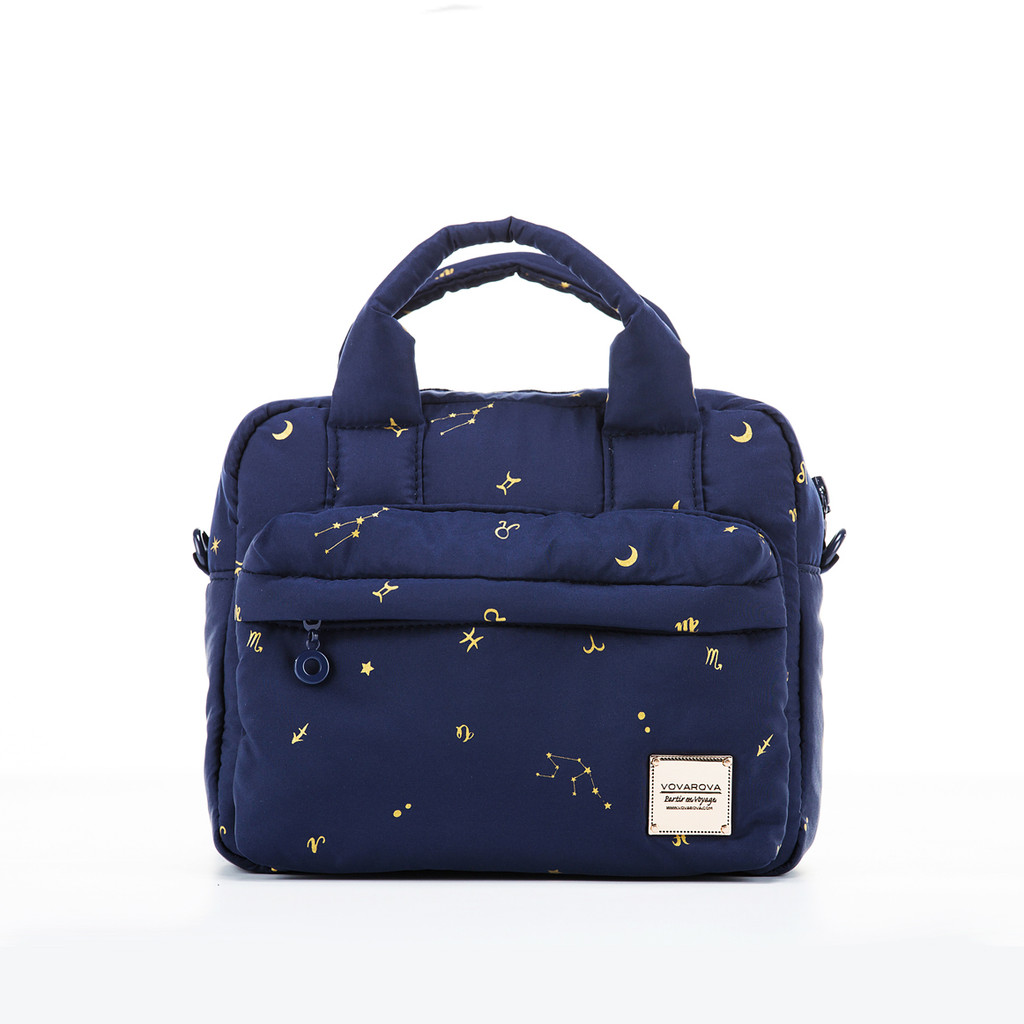 3-Way Cubic Backpack - Starry Zodiac