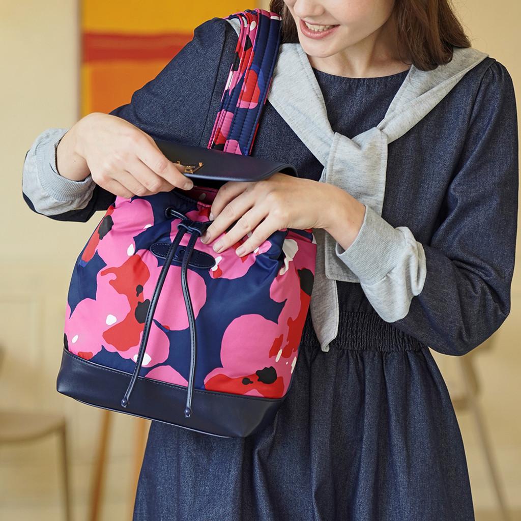 Flipped Backpack - Kokio Pink