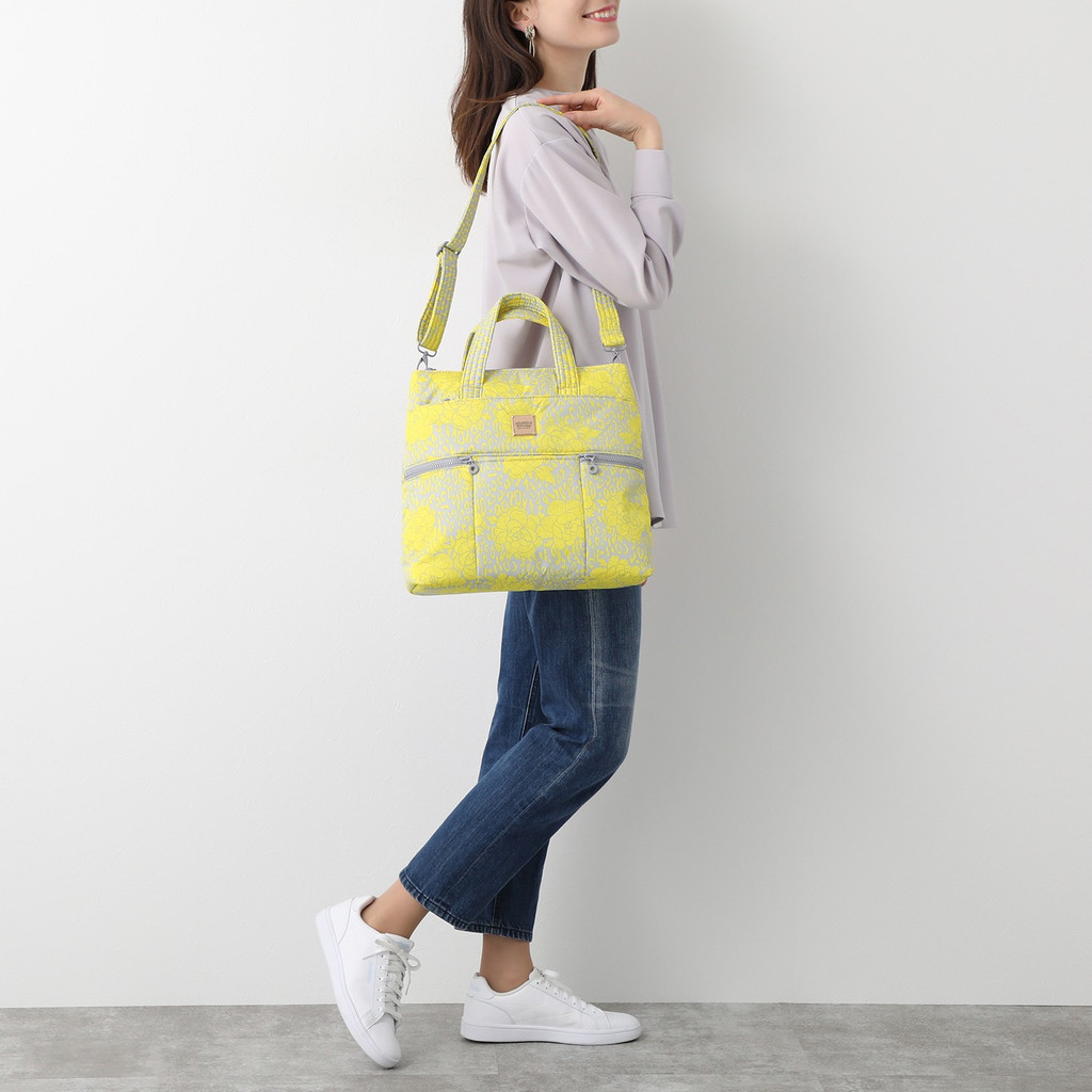 Convertible Satchel / Backpack - Rose Chic