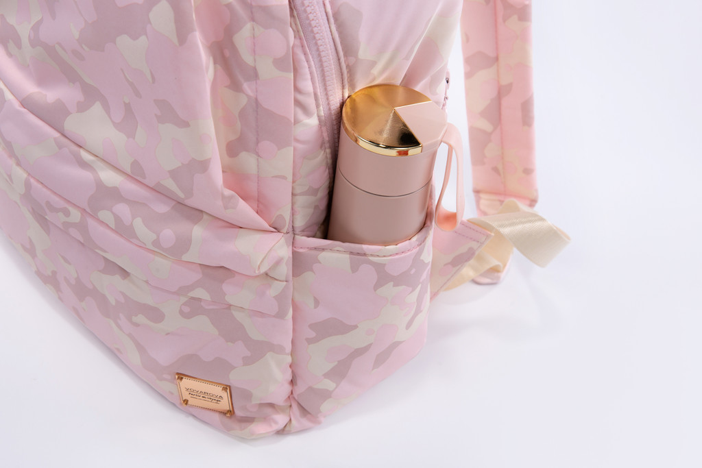 City Backpack  - Pink Pudding Camo