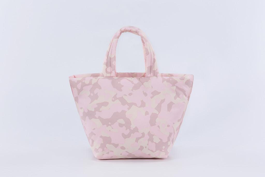 2-way Mini Tote - Pink Pudding Camo