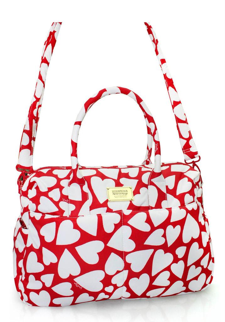 Boston Bag - Endless Love - Red