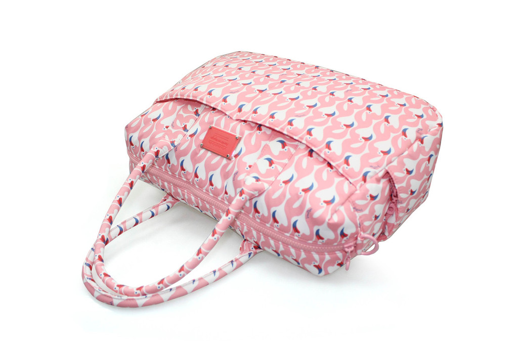 Boston Bag - FLAMINGO