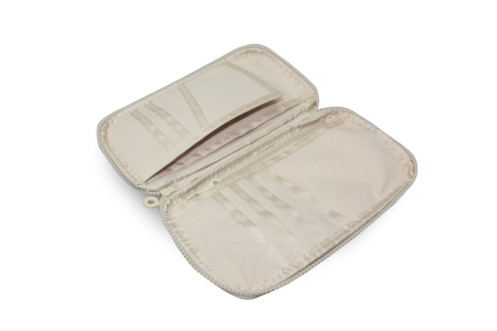 Travel Wallet - Nordic tale - Beige