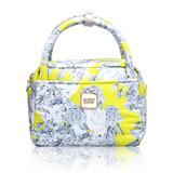 Cubic Cute 2-Way Bag - Rose Garden - Yellow