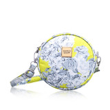 Crêpe Mini Sling - Rose Garden - Yellow