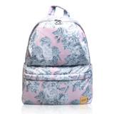 City Backpack - Rose Garden - Pink