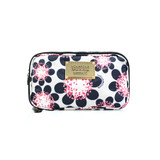 Compact Brush Case - Poppy Floral