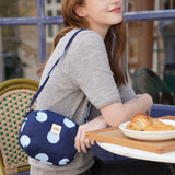Mini Sling Bag - Bubble - Deep Blue Sea