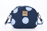 Quilt Sling Bag - Bubble- Deep Sea Blue