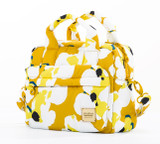 3-Way Cubic Backpack - Kokio Yellow