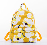 City Backpack  - Kokio Yellow
