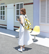 Daily Backpack  - Kokio Yellow