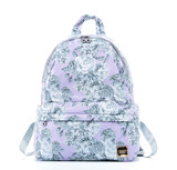 City Backpack  - Rose Garden Lilac