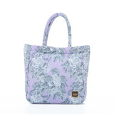 Take a Tote - Rose Garden Lilac