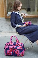 Weekender Bag - Kokio Pink