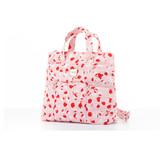 Convertible Satchel / Backpack - Cherrypick Pastel