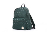 2-Zip Backpack - Gem of Heart - Green