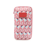 Travel Wallet - FLAMINGO
