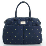 Boston Bag - Mini Heart - blue
