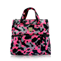Convertible Satchel / Backpack -  CAMO CHIC
