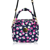 Cubic Cute 2-Way Bag - Cherrypicks - Pink