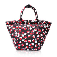 2 Way Tote Bag - Cherrypick- Red