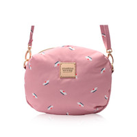 Mini Sling Bag - French Pom Pom - ApplePink