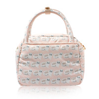 Cubic cute 2 way Bag - Miss Meow