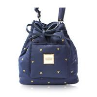 Mini Drawstring Bag - Mini Heart