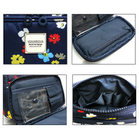 All-in-one Makeup Pouch - Daisy Whisper