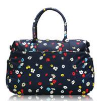 Boston Bag - Daisy Whisper