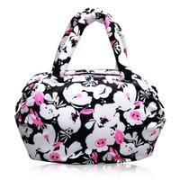 3 way Shoulder Bag - Pinky Bloom