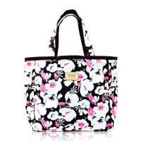 Reversible Tote - Pinky Bloom