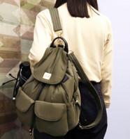 2WayDrawstringBackpack - Army Green