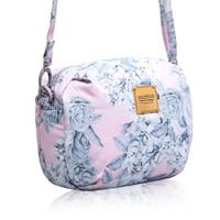 Mini Sling Bag - Rose Garden - Pink