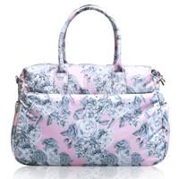 Boston Bag - Rose Garden -Pink