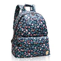 City Backpack - Strawberry Kiss - Black